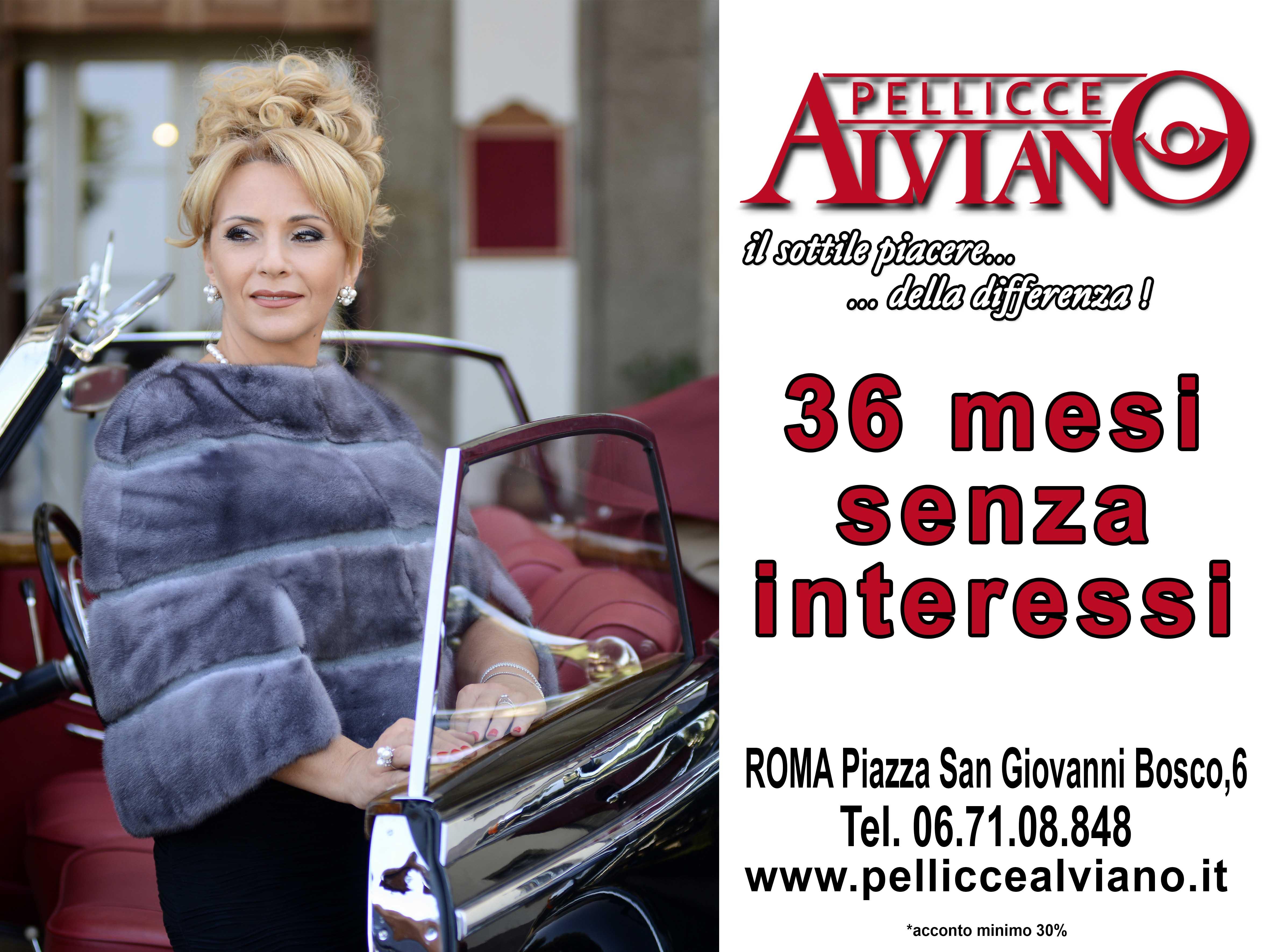 69facfc87541c Pellicce Alviano - Promozioni
